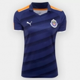 17-18 Deportivo Guadalajara Third Away Navy Women's Jersey
