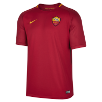Roma 17/18 Home Red Soccer Jersey Football Shirt