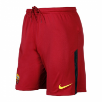 Roma 17/18 Home Red Soccer Short