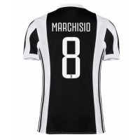 Juventus 17/18 Home Soccer Jerseys #8 MARCHISIO Shirt