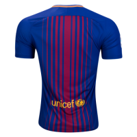 Barcelona 17/18 Home Soccer Full Kits(Shirt+Short+Sock)