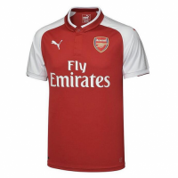17-18 Arsenal Home Soccer Jersey Shirt