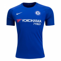 17-18 Chelsea Home Soccer Jersey Kit(Shirt+Short)