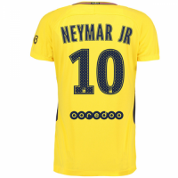 17-18 PSG Away #10 NEYMAR JR shirt