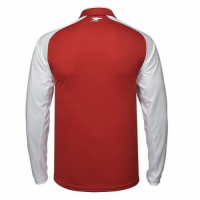 17-18 Arsenal Home Long Sleeve Jersey Shirt