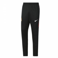 17-18 Atletico Madrid Black&Red Training Trousers