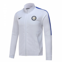 17-18 Inter Milan White Training Jacket