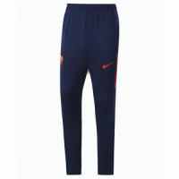 17-18 Roma Navy&Red Training Trousers