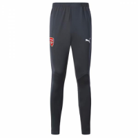 17-18 Arsenal Gray Training Trousers