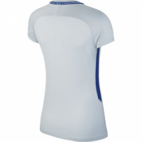 17-18 Chelsea Away White Women's Jersey Shirt