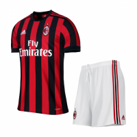 AC Milan 17/18 Home Cheap Soccer Kit