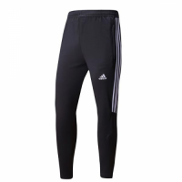17-18 Manchester United Black Training Trousers