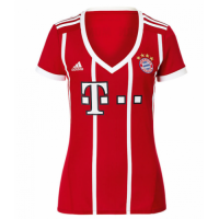 17-18 Bayern Munich Home Women's Soccer Jersey Shirt