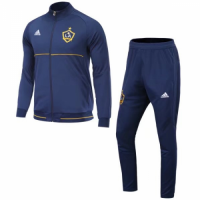 17-18 La Galaxy Navy Track Kit(Jacket+Trouser)