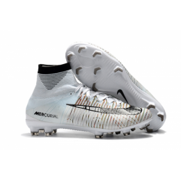 NK Mercurial Superfly CR7 Vitórias FG boots-White