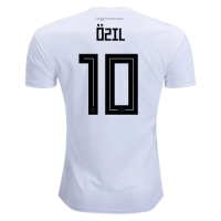 2018 Germany World Cup # 10 OZIL  Home  Jersey Shirt