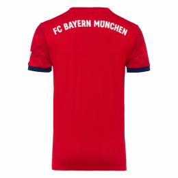18-19 Bayern Munich Home Jersey Shirt(Player Version)