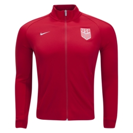 2017 USA N98 Red Track Jacket