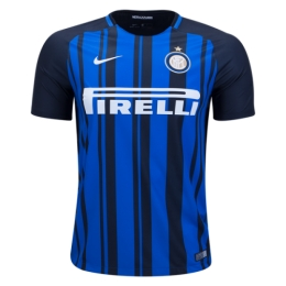 Inter Milan 17/18 Home Soccer Jersey Football Shirt