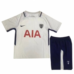 17-18 Tottenham Hotspur Home Children's Jersey Kit(Shirt+Short)
