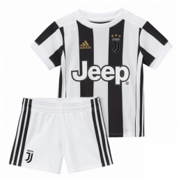 detailed look cd1d9 de949 Juventus 17/18 Home Children Soccer Kit Football Kit