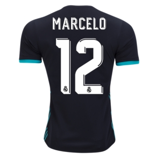 Marcelo Real Madrid Away Jersey