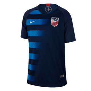 c11a4d0181c 2018 USA Away Navy Soccer Jersey Shirt | USA Jersey Shirt sale ...