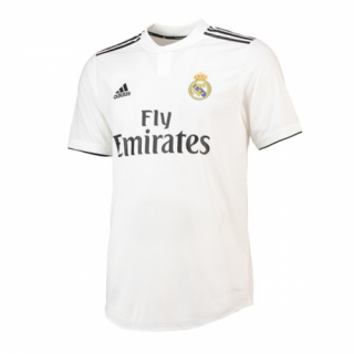 db4ec1fe0 18-19 Real Madrid Home Soccer Jersey Shirt(Player Version)